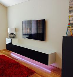 Custom Entertainment Unit To Suit Your Room