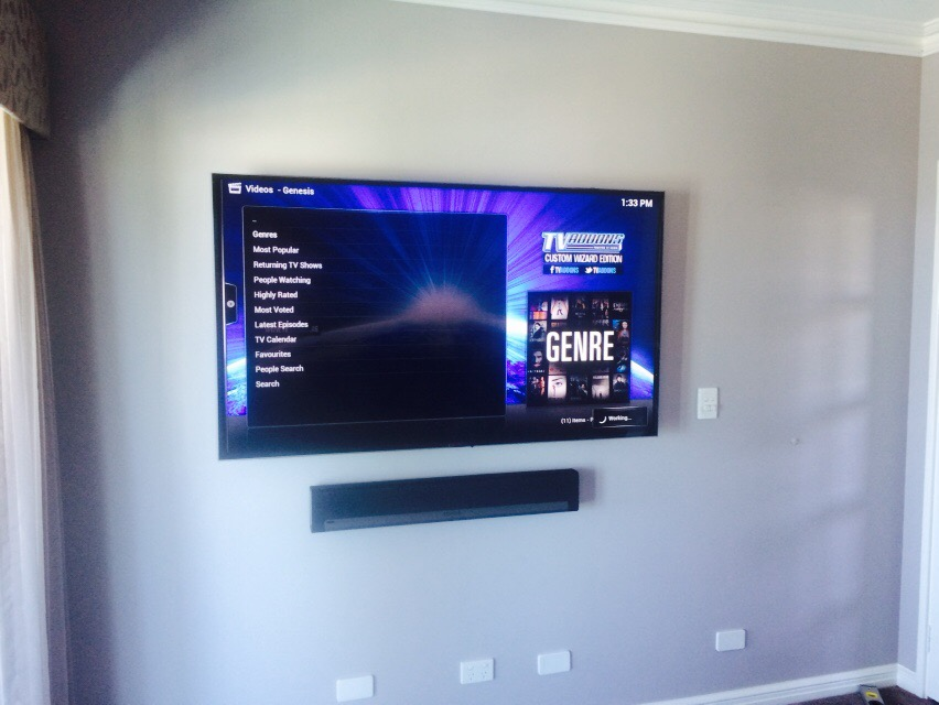 smart tv and sonos installation - smartwire 4 homes smart tv wiring smart house wiring for tv